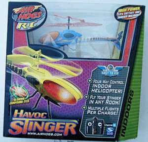 Air Hogs remote controlled Hover Stinger Helicopter