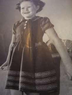100S of VINTAGE 30s 70s BABY KNITTING/crochet PATTERNS~8 books