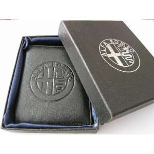 ALFA ROMEO Bifold Wallet BRAND NEW High quality artificial leather