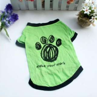 Pet Dog Cat Rabbit Clothes Multiple Series Unique Pattern Cute Apparel
