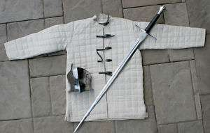 MEDIEVAL GAMBESON  MEDIEVAL ARMOR 28 LAYERS TOPGRADE
