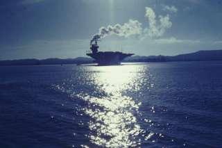 USS JOHN F KENNEDY CV CVA 67 US NAVY HAT PIN PRESIDENT