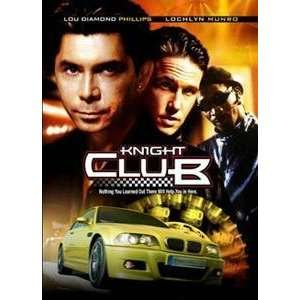 Knight Club [UMD for PSP] Lou Diamond Phillips; Glenn