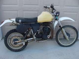 1981 Husqvarna WR 430 Engine Kill Button Switch WR430