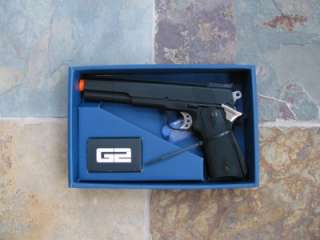 HGX 124 Green Gas Auto Airsoft Pistol Metal + ABS