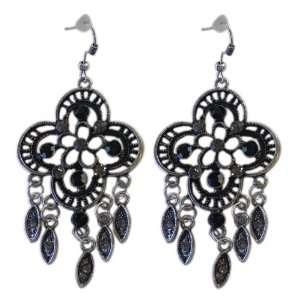Fashion Jewelry   Womens Fashion Clover Shaped Dangle