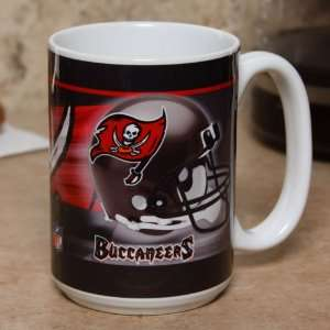 com Tampa Bay Buccaneers Helmet Design Coffee Mug Sports & Outdoors