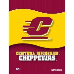 Turner Central Michigan Chippewas Notebook (8091009)