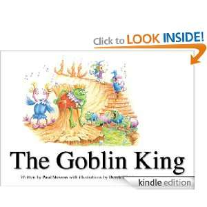 The Goblin King Paul Stevens, Derek Windsor  Kindle Store
