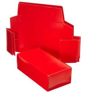 Wilton 1/2 lb RED CANDY BOXES Valentines Day Treat Box