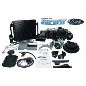 Chevy Tri 5 Bel Air Complete Center Vent Gen IV SureFit System Kit