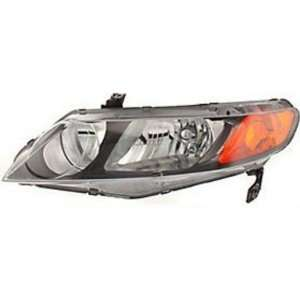 CIVIC (SEDAN) HEAD LIGHT LEFT (DRIVER SIDE) 2006 2008 Automotive
