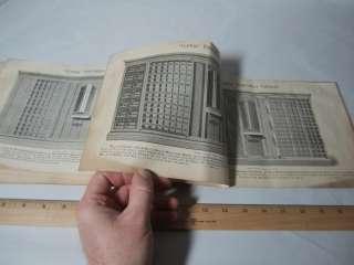 RARE 1893 Corbin Cabinet LOCK Post Office Catalog LOADED