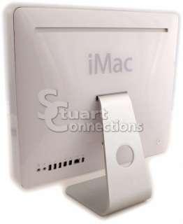 Apple iMac 4 17 inch 1.83GHz Intel Core Duo 1GB Ram WiFi No HDD A1173