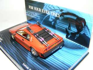 43 Minichamps Lotus Esprit Turbo James Bond Orange