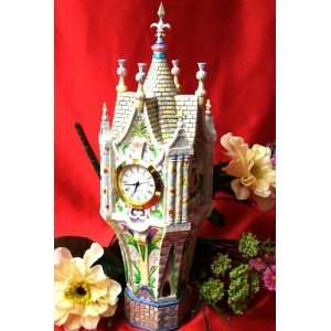 Jim Shore Disney Fairy Tale Clock