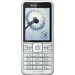 Sony Ericsson C901 GSM Unlocked Cell Phone