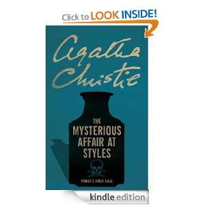 The Mysterious Affair at Styles (Poirot) Agatha Christie