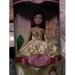 Disney Princess Belle Porcelin Doll by Brass Key Toys
