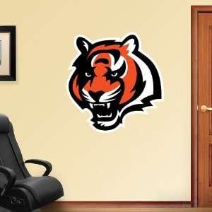 Cincinnati Bengals Logo Vinyl Wall Graphic Decal Sticker