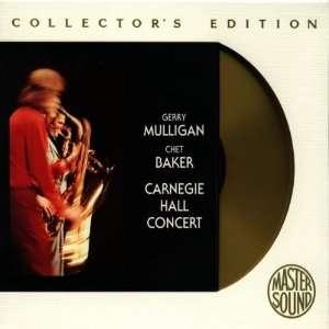 Carnegie Hall Concert Gerry Mulligan, Chet Baker Music