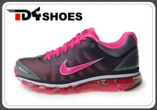 Nike Wmns Air Max 2009 Grey Pink 1 Running Shoes