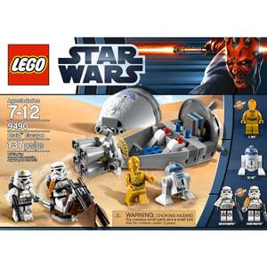LEGO Star Wars Droid Escape Building Blocks & Sets
