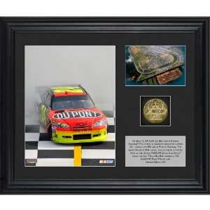 Jeff Gordon 5 Hour Energy Pocono 500 Winner Framed