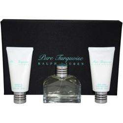 Ralph Lauren Pure Turquoise 3 piece Fragrance Gift Set