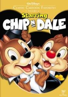 Walt Disneys Classic Cartoon Favorites Vol. 4 Starring Chipn Dale