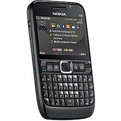 Nokia E63 Black GSM Unlocked Cell Phone