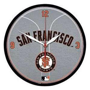 San Francisco Giants NFL Wall Clock
