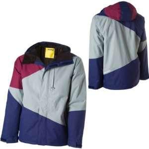 Analog Gamma Snowboard Jacket Light Blue