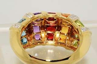 Natural Multi Color Gemstone 9.00cts Color Multi Color