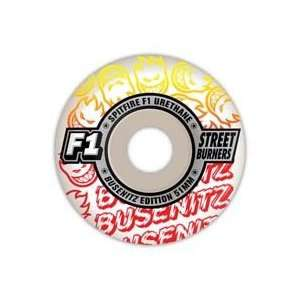 Spitfire Busenitz F1 Street Burner Skateboard Wheels 51mm