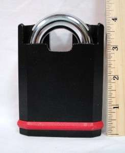 Mul T Lock E14HE1 High Security Padlock Heavy Duty New