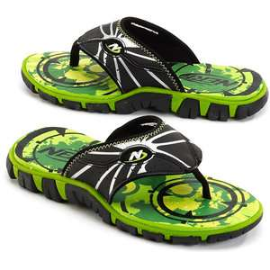 Nerf   Toddler Boys Magma Thong Sandals Shoes