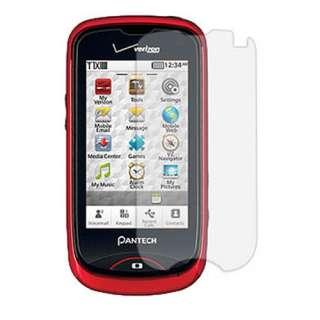 8992 Verizon White Rubberized Hard Case Cover +Screen Protector