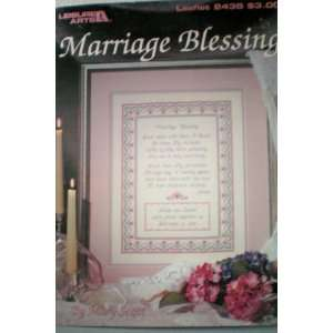 Counted Cross Stitch Pattern    Marriage Blessing by Mary
