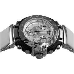 Tissot Womens T Race Ladies Chronograph White Strap Watch