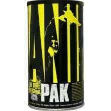 Universal Animal Pak, The Ultimate Training Pak 44 Pack