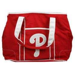 Philadelphia Phillies Canvas Hampton Tote Bag