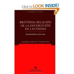 Spanish Edition) (9788479088712) Fray Bartolome de las Casas Books