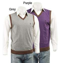 Original Penguin Mens Sweater Vest