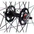 Fixie Single Speed Road Bike Track Wheel Wheelset 50mm Deep V Sealed
