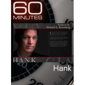 60 Minutes   Hank: Movies & TV