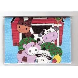 Debit Check Card Gift Card Drivers License Holder Farm