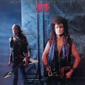 com Perfect timing (1987) / Vinyl record [Vinyl LP] McAuley Schenker