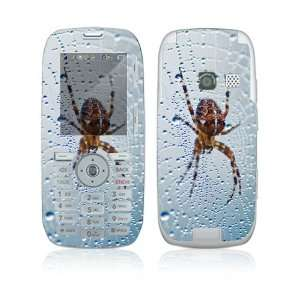 Dewy Spider Decorative Skin Cover Decal Sticker for LG Rumor UX260