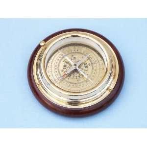 Super Brass Directional Desktop Compass